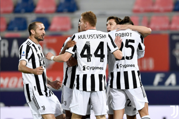Juventusi siguron Ligën e Kampionëve
