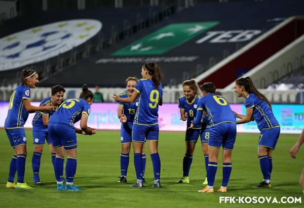 Biqkaj shkëlqen, vashat e Kosovës fitojnë pas 2 humbjeve