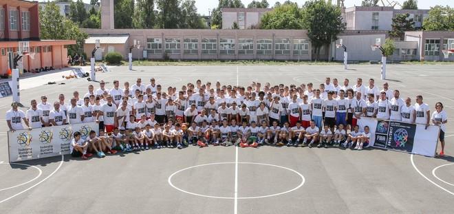 Shpresat e basketbollit mblidhen në Prishtinë