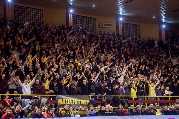 Rekord shikuesish në Karagaç këtë stinor