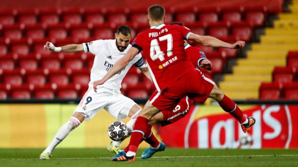 Reali i pamposhtur në Anfield, në gjysmëfinale pas 3 vjetësh
