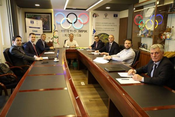 Konstituohet Këshilli i Arbitrazhit Sportiv të Kosovës