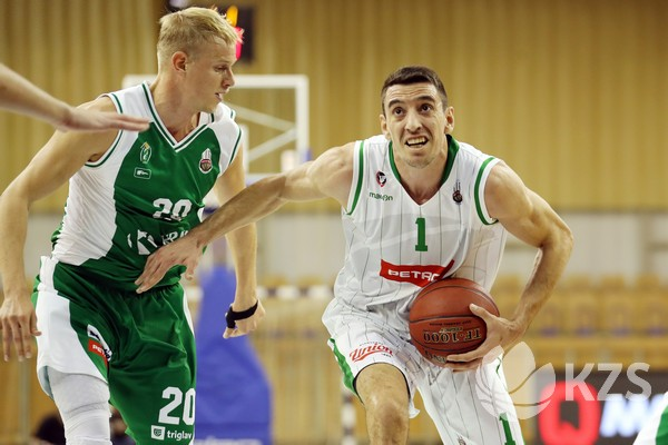 Erjon Kastrati fiton superkupën Sllovene