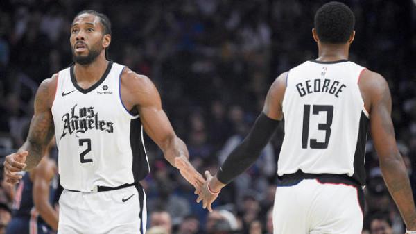 Leonard e George, përkujdesen për fitoren e parë të Clippers