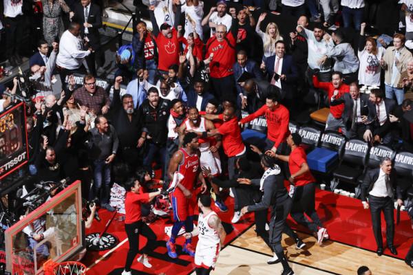 Leonardi dërgon Toronton në finale