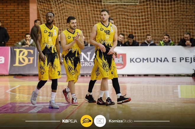 Peja në çerekfinale ndaj maqedonasve