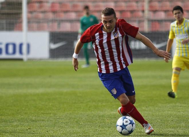 Talenti shqiptar debuton për Atleticon