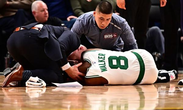 Lëndohet rëndë Kemba Walker