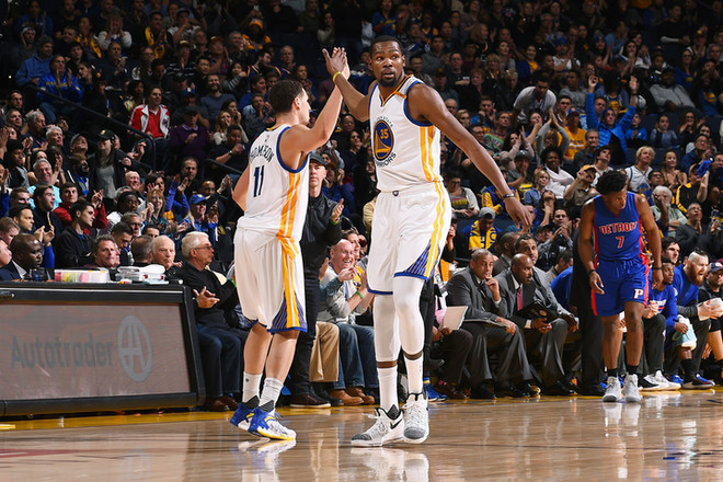 Golden State fiton me yje