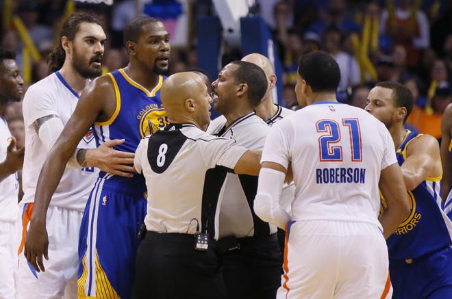 Tensioni i lartë, Durant nuk mëshiron ndaj OKC