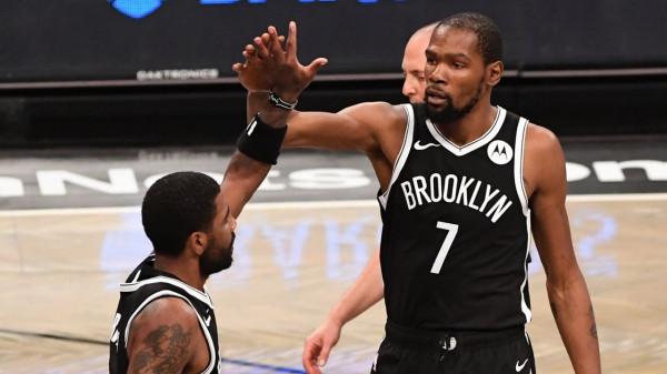 Brooklyn Nets fillon gjysmëfinalet me fitore