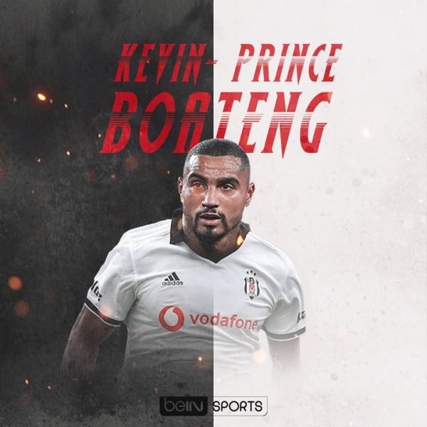 Besiktasi transferon Kevin Prince-Boatengun