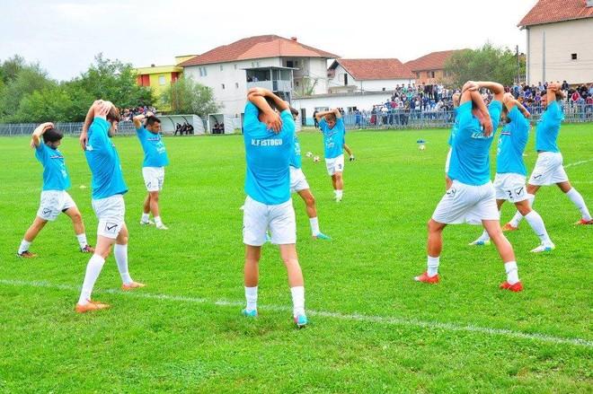 Nazmi Rama trajner i Istogut