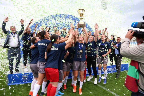 Dominimi vazhdon, KFF Mitrovica fiton Kupën e Kosovës