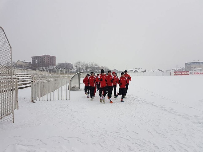 Bora s'e ndal fillimin e stërvitjeve të Gjilanit