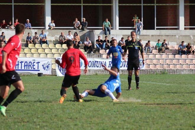 Pezullohen lojtarët dhe stafi i KF Rahoveci
