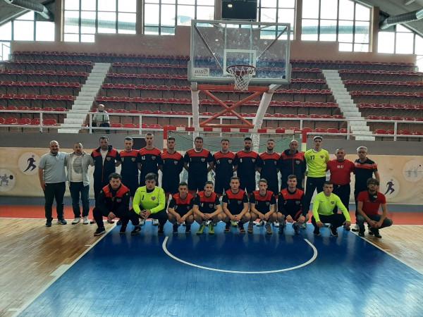 KH Vëllaznimi në EHF European Cup