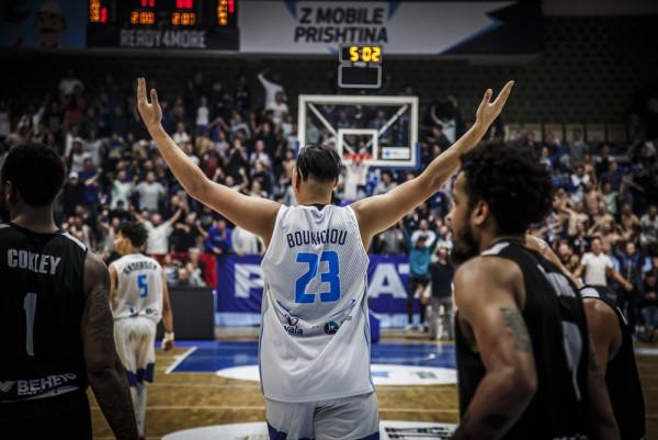 Dy ish-lojtarët e Prishtinës në TOP3 të FIBA Europe Cup