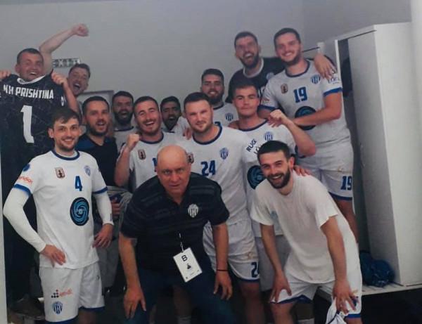 Edhe djemtë e Prishtinës në finale