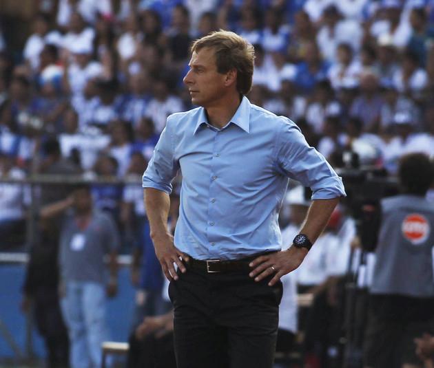 Shkarkohet Klinsmann