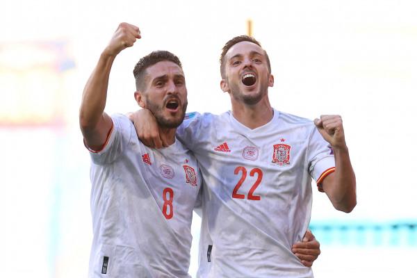 Spanja shpërthen te Sllovakia, kualifikohet në 1/8 e finales