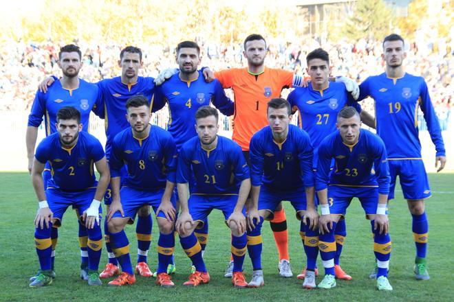 """Caktohet grupi i Kosovës për kualifikimet drejt """"Rusia 2018"""""""