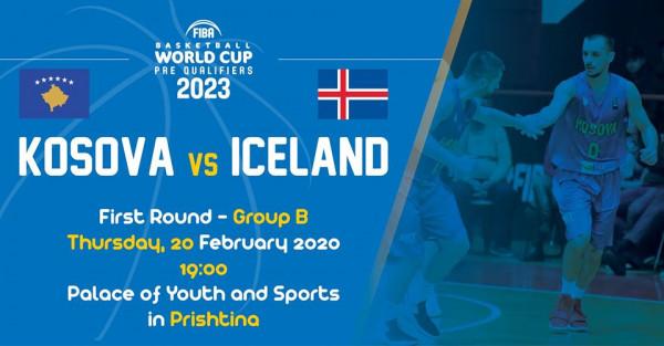 Islanda publikon listën për ndeshje ndaj Kosovës