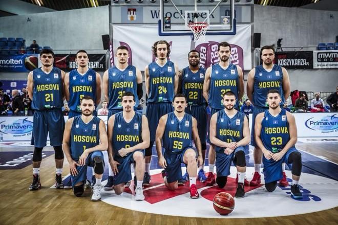 Kosova ngritet në listën e FIBAs