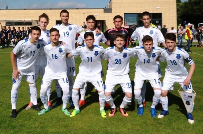 Kosova U17 mposht bindshëm Irlandën Veriore