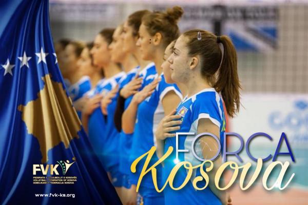 Lista e Kosovës në volejboll për kualifikimet e Evropianit