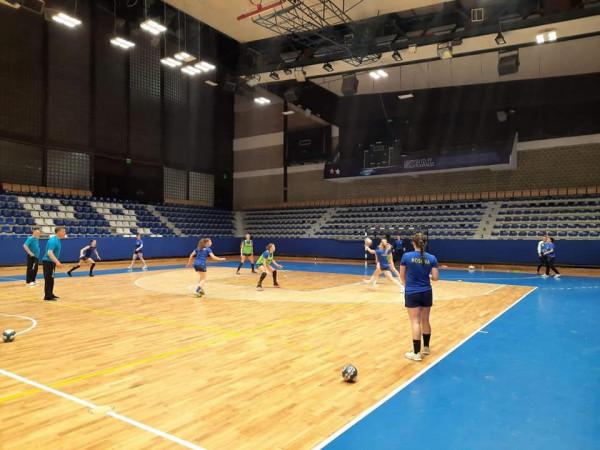 Kosova (F) zhvillon stërvitjen para kualifikimeve