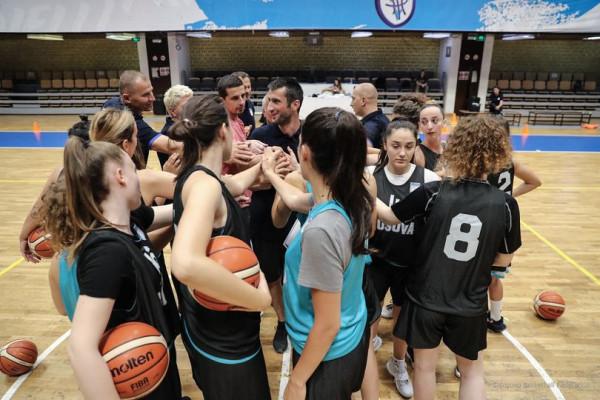 12-shja e Kosovës A (F) që do të debutojë në Qipro