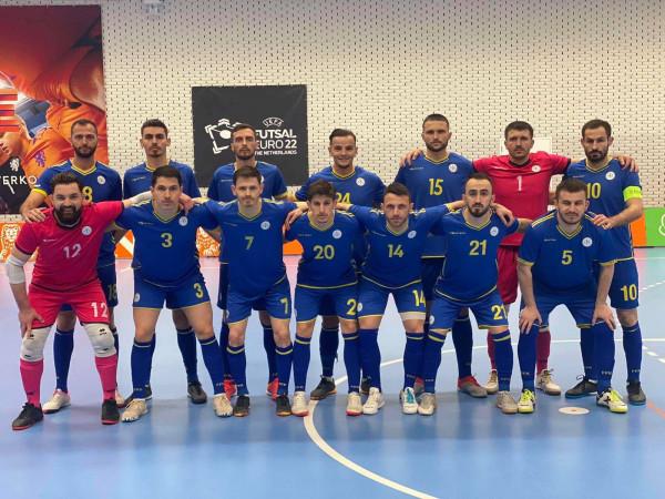 Kosova barazon me Holandën në miqësore
