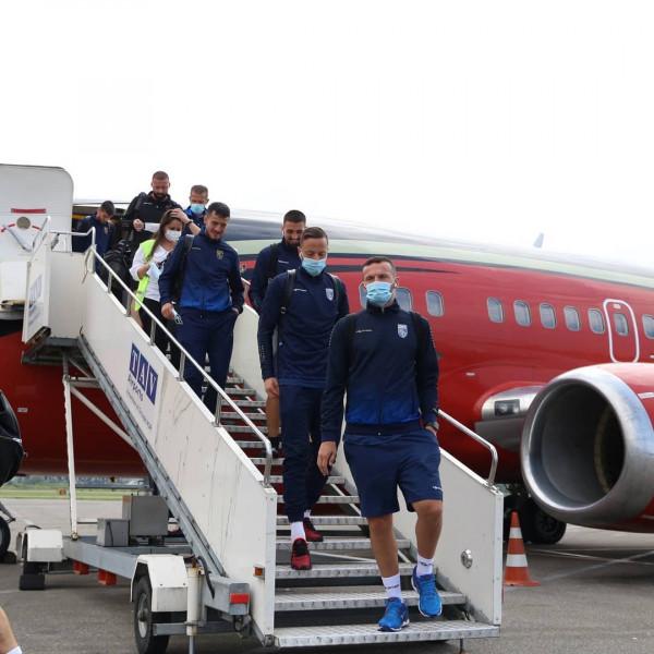 Kosova  ka arritur në Batumi