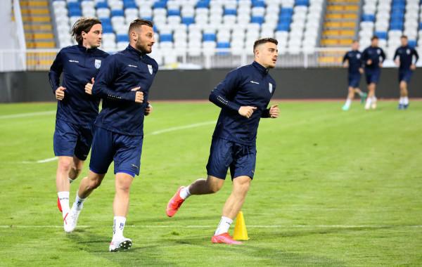 Kosova zhvillon stërvitjen e parë për ndeshjet e qershorit