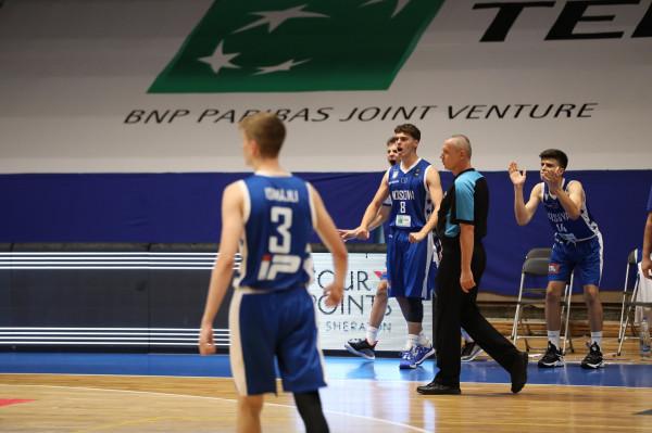 Kosova U16 pa humbje, triumfon në Evropianin në Prishtinë
