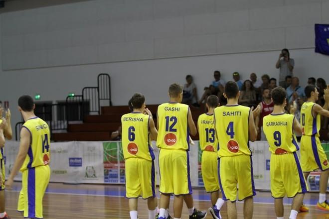 Mblidhet edhe Kosova U16
