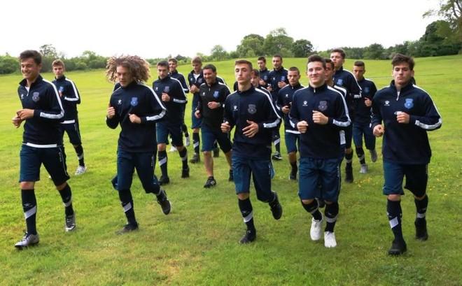 Kosova U17 gati për ndeshje ndaj Irlandës Veriore