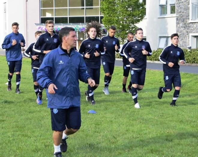 Kosova U17 udhëtoi në Holandë