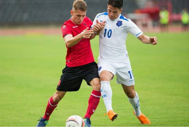 Shqipëria U19 fiton ndaj Kosovës U19