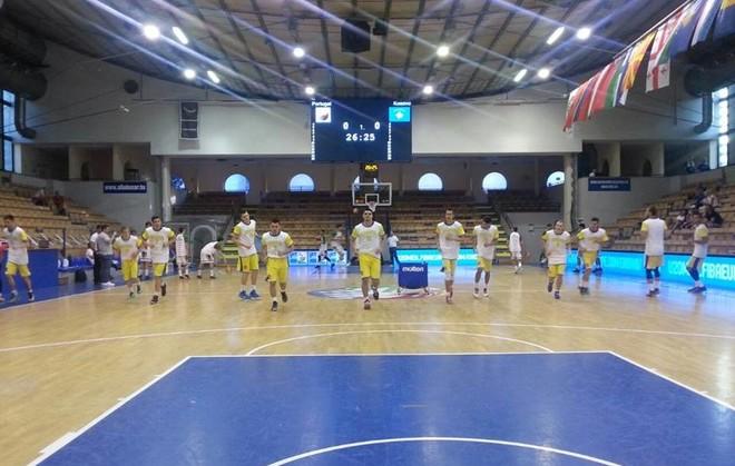 EURO U20, Div. B: Kroacia - Kosova, sot