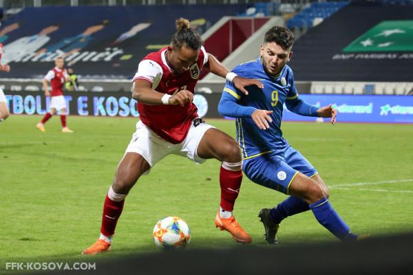 Kosova U21 miqësore me Katarin