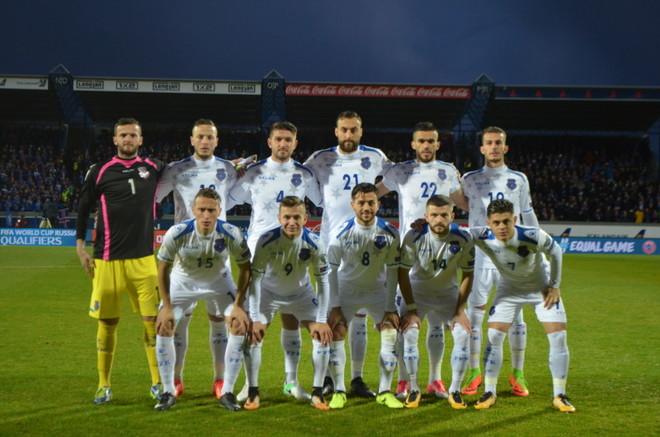 Kosova ngritet në listën e FIFAs