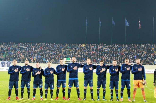 Kosova në miqësore me lojtarët e Superligës