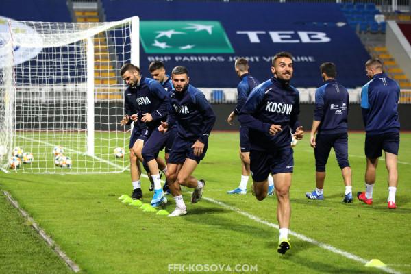Kosova U21 me mungesa kundër Andorrës