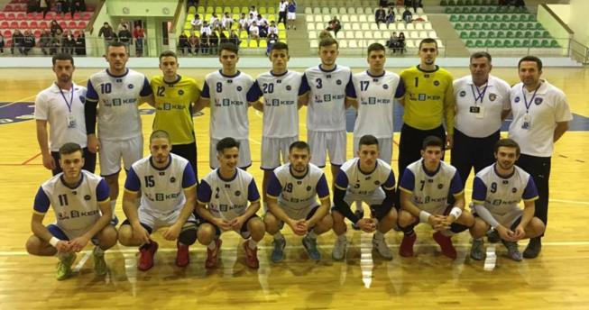 Kosova U20 në Mal të Zi për kualifikime europiane