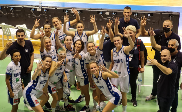 Vashat e Kosovës përfundojnë Kampionatin në vendin e tretë