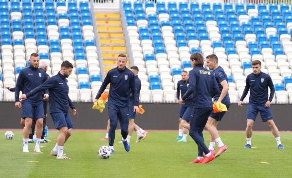 Kosova zhvillon stërvitjen e fundit para miqësores kundër San Marinos