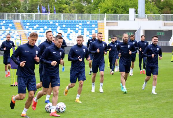 Kosova zhvillon edhe stërvitjen e tretë për ndeshjet e qershorit