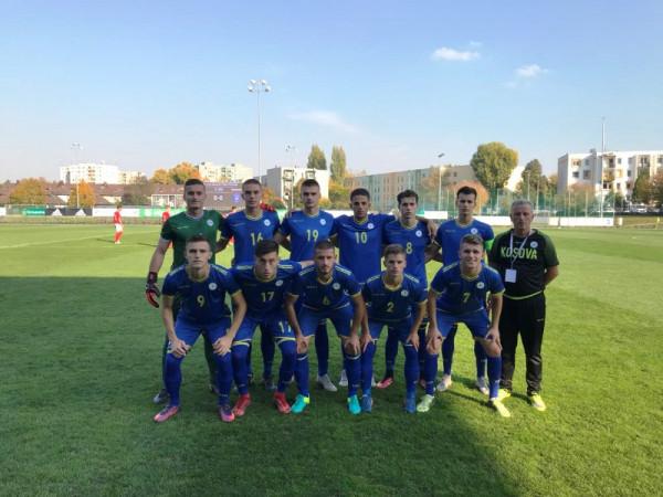 Kosova U19 e nis me barazim